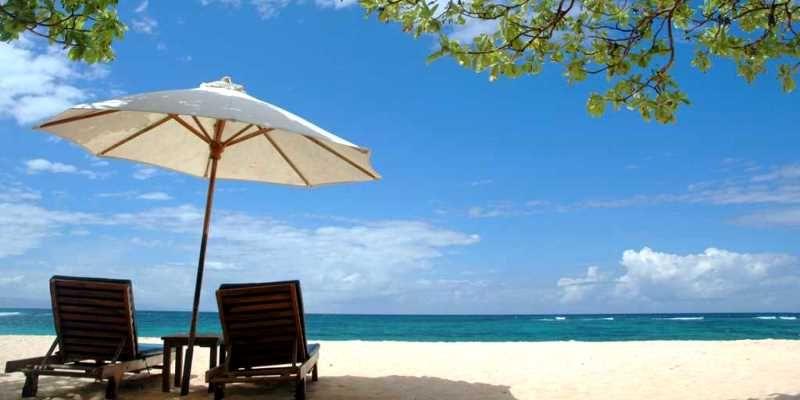 Пляжи Бали, Нуса Дуа