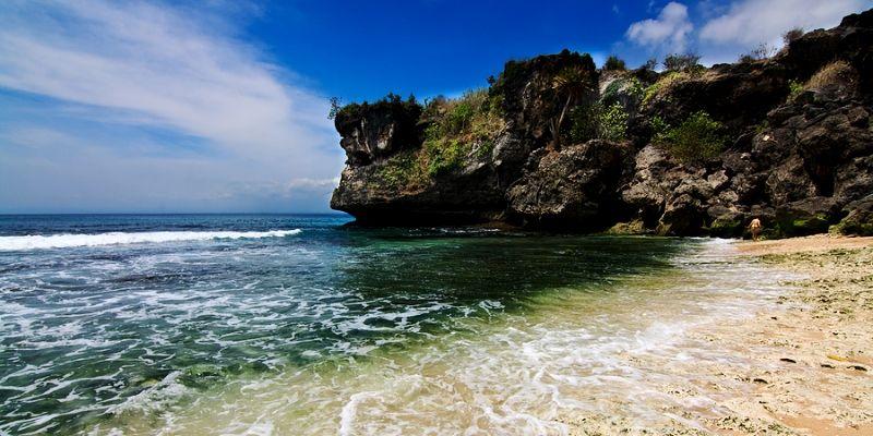 серф пляж Баланган