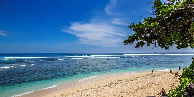 Грин Боул на Бали