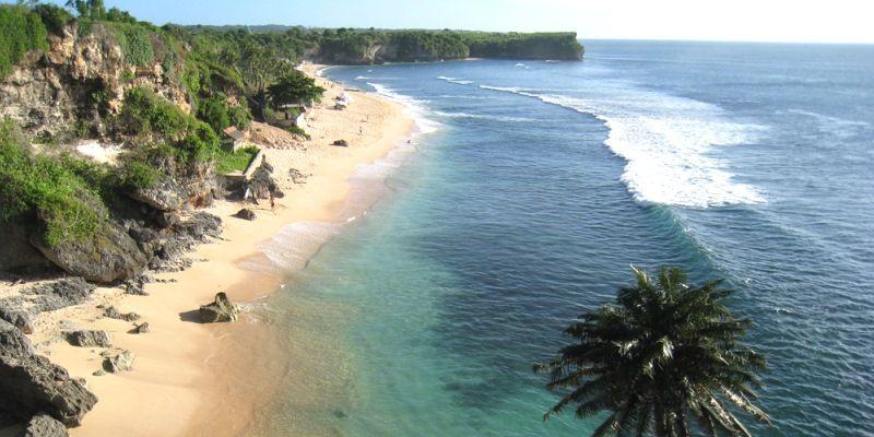 чем заняться на Бали - пляжи