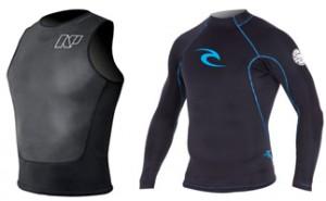 Одежда для сёрфинга: Гидрожилет и гидромайка