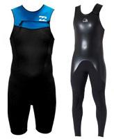 Одежда для серфинга: Лонг джон и шорт джон