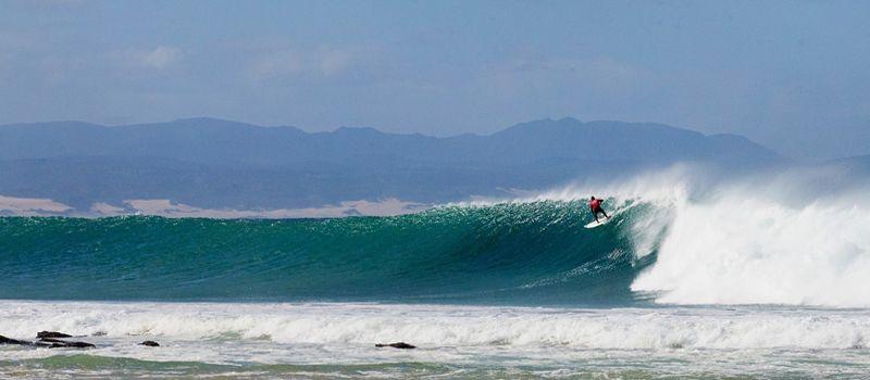 Серфинг волны. Supertubes