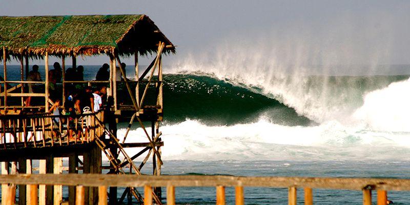 Лучшие места для серфинга в Азии