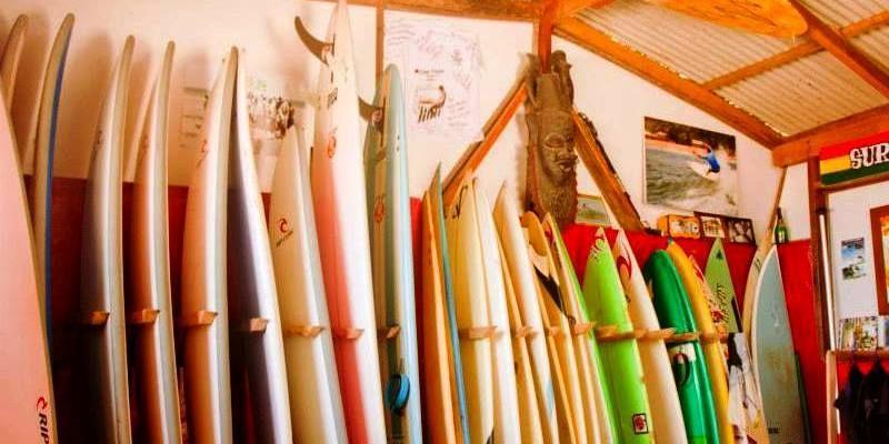 Снаряжение для сёрфинга